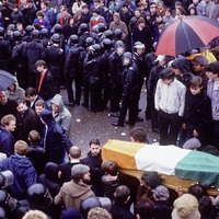Convicted rapist Seamus Marley's father was shot dead by UVF in 1987