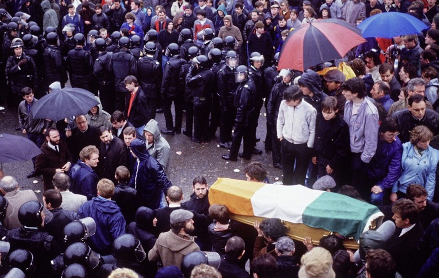 Convicted rapist Seamus Marley's father was shot dead by UVF in ...