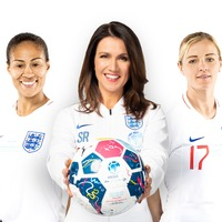 Female footballers to take part in Soccer Aid for the first time