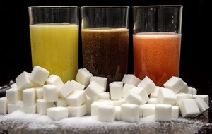 Study suggests no link between sugary drinks and high calorie intake in children
