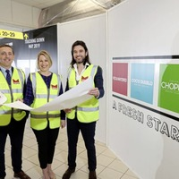 Marcon lands new fit-out contract at Belfast International Airport
