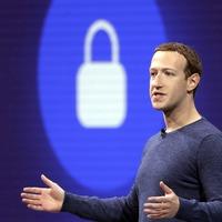 Mark Zuckerberg says 'future is private'