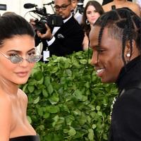 Kylie Jenner wishes 'hubby' Travis Scott happy birthday