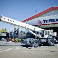 Terex first quarter sales soar 10 per cent - and orders now top £380m