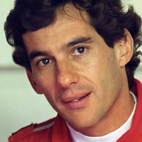 Ayrton Senna portrait up for auction 25 years after Formula One driver's death