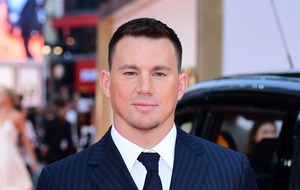 Channing Tatum shares naked shower photo after losing Jenga game to Jessie J