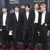 BTS named social artists of the year for third time