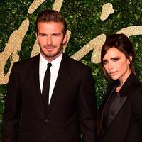 Victoria, Cruz and Romeo celebrate as David Beckham turns 44