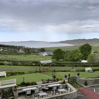 Eating Out: Leaving it late to book at Easter, we struck lucky at Ballyliffin Lodge