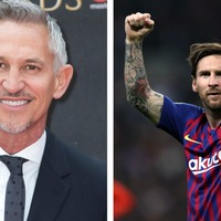 Gary Lineker defends wild celebrations after Messi free-kick against Liverpool