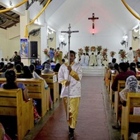 Catholic services in Sri Lanka capital cancelled for second weekend