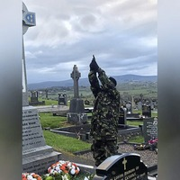 Footage emerges of Continuity IRA firing shots at Easter commemoration