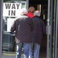 First council election results expected around midday