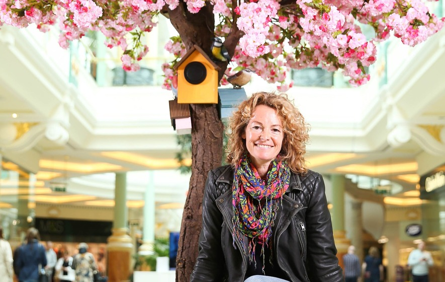 Kate Humble: Wildlife shows are not getting people outside into