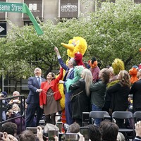 New York intersection officially renamed Sesame Street