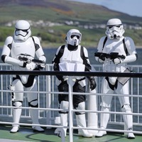 Star Wars fans gather for festivals in Donegal and Kerry