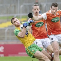 """I've no notion of retiring, sure I'm only a child"" - Evergreen Donaghy still going strong for Armagh"