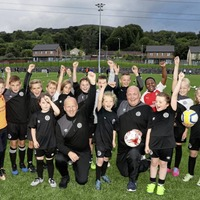 St Oliver Plunkett FC celebrates 50th anniversary with Harry Cavan Cup final appearance