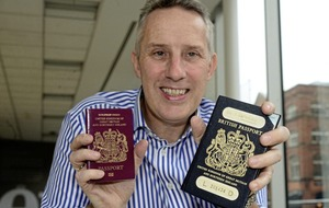 Ian Paisley took further trips to the Maldives