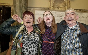 Alliance and Green Party celebrate council election success in Belfast