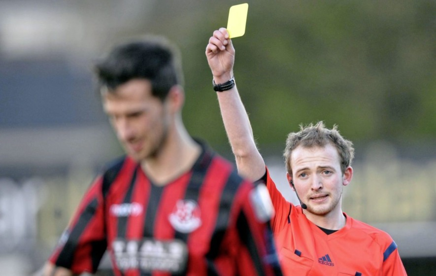 "Crusaders Ace Declan Caddell: Just ""average"" And A Serial"