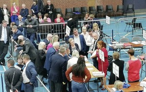 Election results: Mid and East Antrim