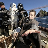 Star Wars fans descend on Irish film locations for festival