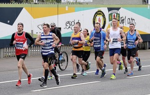The unifying effect of the Belfast Marathon