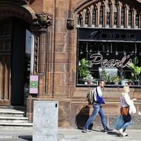 Plans for basement restaurant at landmark Belfast building