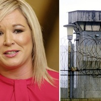Sinn Féin allowed into Maze Prison site after Michelle O'Neill raised concerns about 'deterioration'