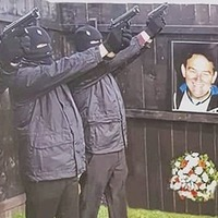 Shots fired ahead of funeral of IRA Gibraltar escapee