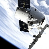 SpaceX shipment reaches space station after weekend launch