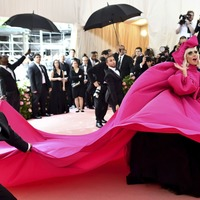 Frocks and fishnets: Lady Gaga's fabulous four Met Gala looks