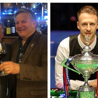 Man wins £10,000 after bet on eight-year-old Judd Trump finally pays off