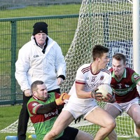 Slaughtneil's Shane McGuigan believes Derry can trouble Tyrone on Sunday