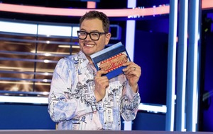 TV Quickfire: Alan Carr on hosting new panel show There's Something About Movies