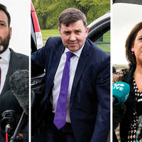 Stormont talks begin as parties attempt to 'do the business'