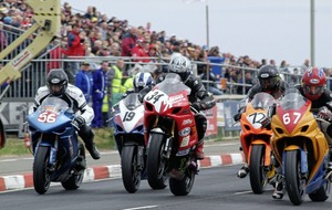 John McGuinness: It's go for Norton at North West 200