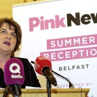 LGBT event attended by Arlene Foster returns to Stormont for second year