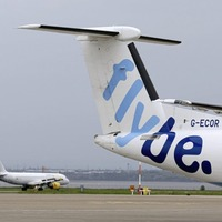 Cable tie forced Flybe plane into emergency landing