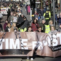 'Time for truth' march to take place next month