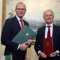 Deal signed to preserve common travel area after Brexit