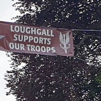 Sister of IRA man killed by SAS challenges MoD to distance itself from banner 'mocking' Loughgall deaths