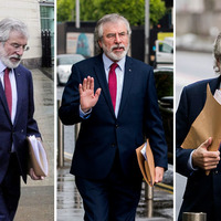 Gerry Adams critical of IRA membership questions at Ballymurphy inquest