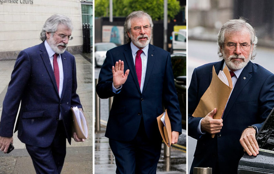 Ballymurphy Inquest: Gerry Adams Unruffled By Persistent