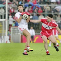 John McEntee: Derry have little to lose in clash with Tyrone
