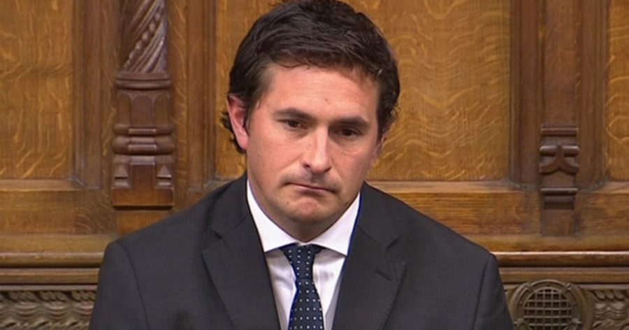 Tory MP Johnny Mercer Refuses To Support Theresa May Until