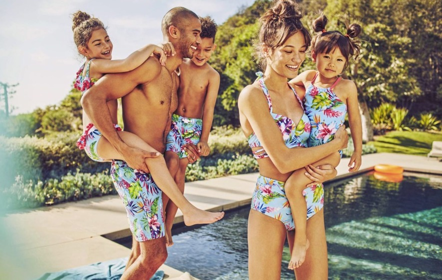 8974481aac Fashion: Our pick of the coolest swimsuits for kids this summer ...