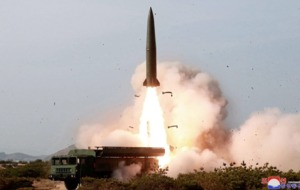 North Korea fires two short-range missiles says South Korea