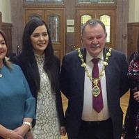Sinn Fein's Maolíosa McHugh replaces Michaela Boyle as West Tyrone MLA